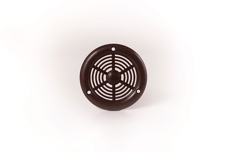 Cabinet Air Vent Brown